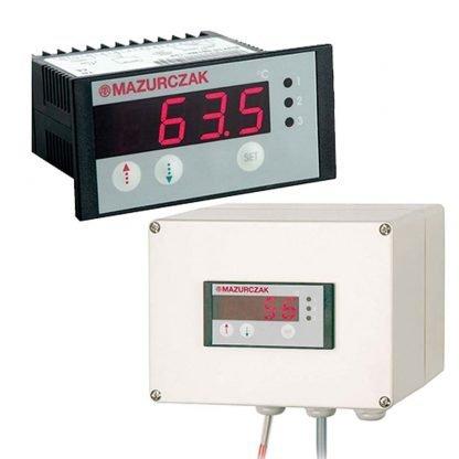MTR Temperature Controls
