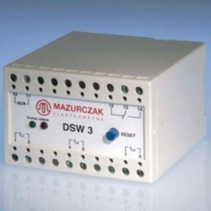 Differential current monitor